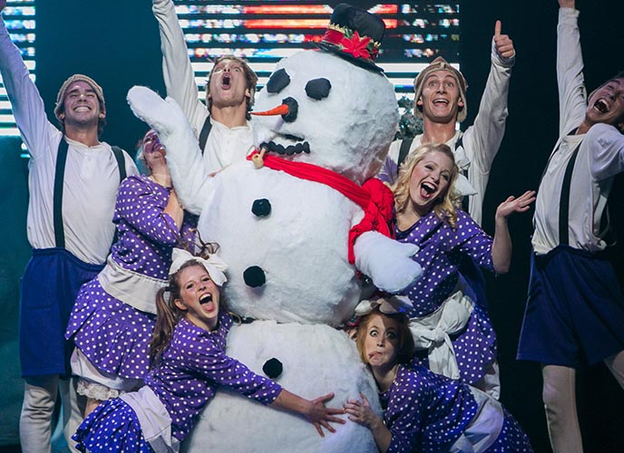 "Imagination Entertainment's Production Partner The Young Americans' ""Magic of Christmas"" Tops Southern California Show Critics Reviews"