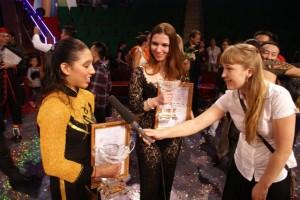 Sasha Pivaral Honored with Bronze Clown Award in Monte Carlo