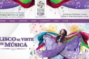 """iL CiRCo Opens at Guadalajara's """"Fiestas du Octobre"""""""
