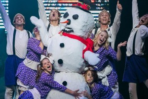 """Imagination Entertainment's Production Partner The Young Americans' """"Magic of Christmas"""" Tops Southern California Show Critics Reviews"""