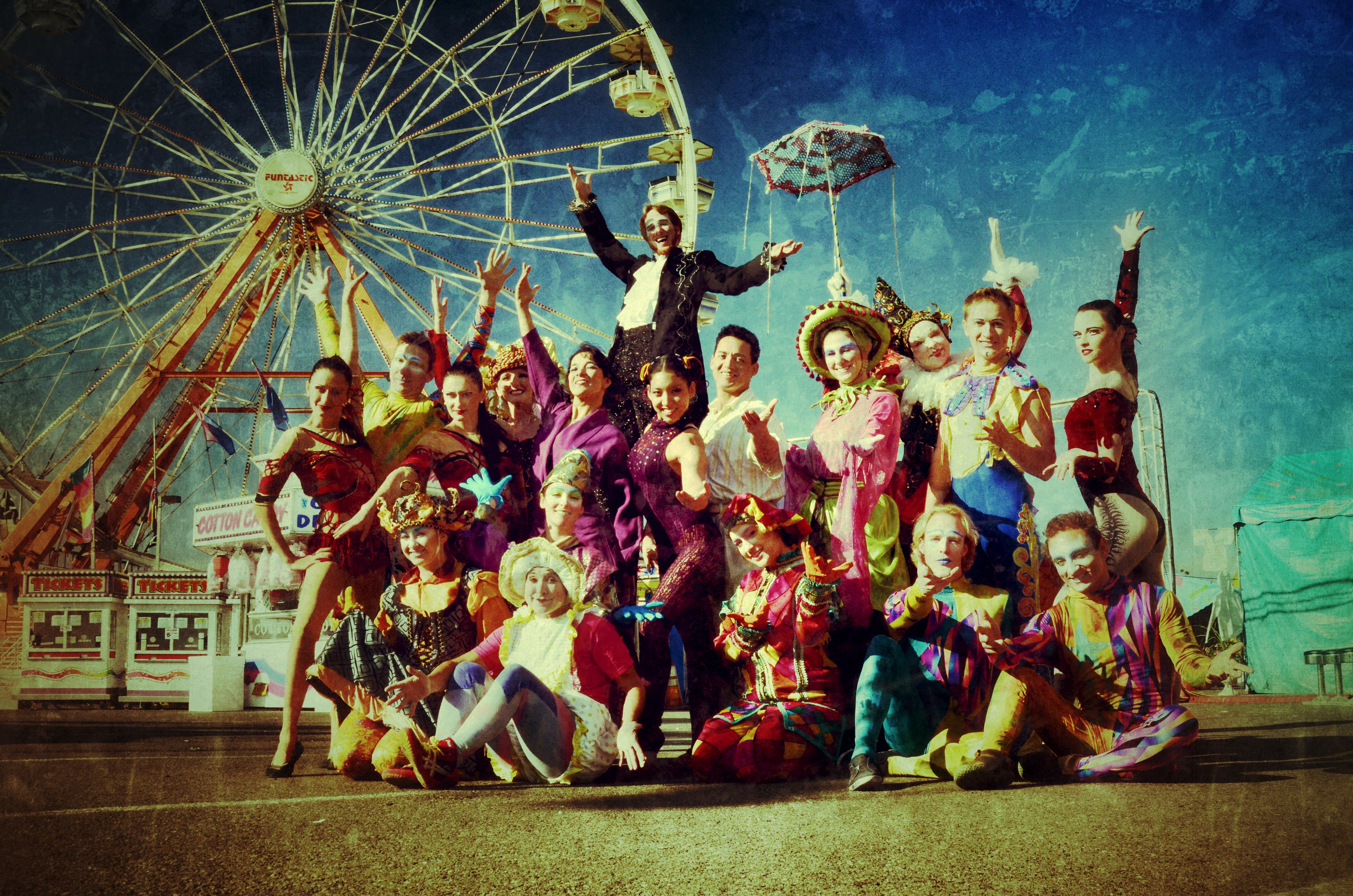 Fairs, Festivals and Amusement Parks