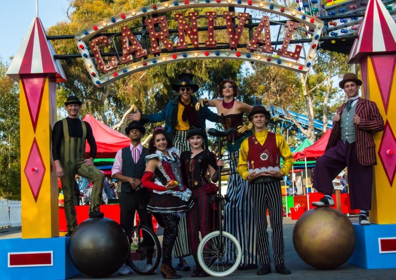 Vintage Carnival
