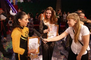 Sasha Pivaral Honored with Bronze Clown Award in Monte Carlo